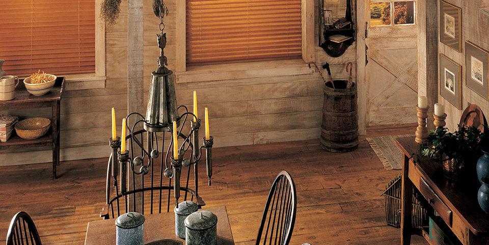 Żaluzje z drewna - eleganckie i stylowe