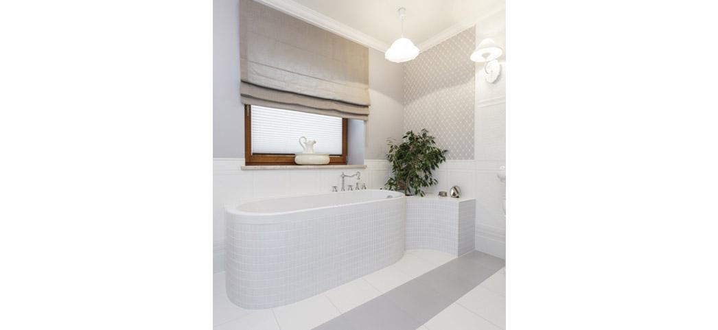 Rolety Deco Sun łazienka