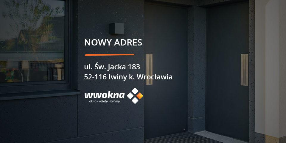 WW Okna Wrocław adres